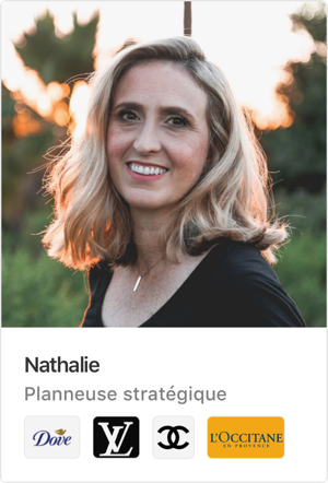 Nathalie, freelance chez A line