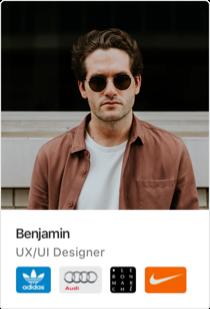 Benjamin, freelance chez A line