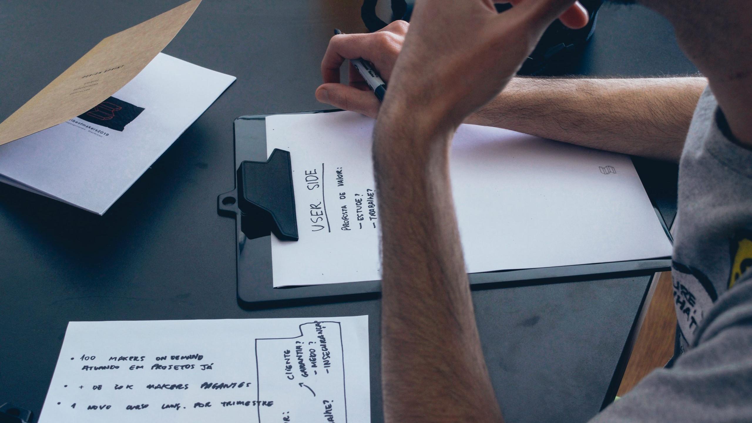 UX design OFF-WORKS