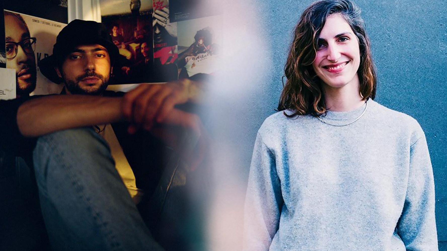 Photo Valentine et Benjamin d'Astral, spécialistes de la supervision et création de musique de pub