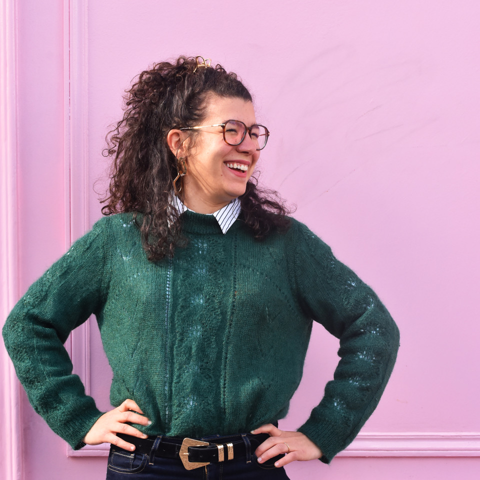 Marie Robin, co-fondatrice du collectif Lookoom, spécialiste en stratégie social media