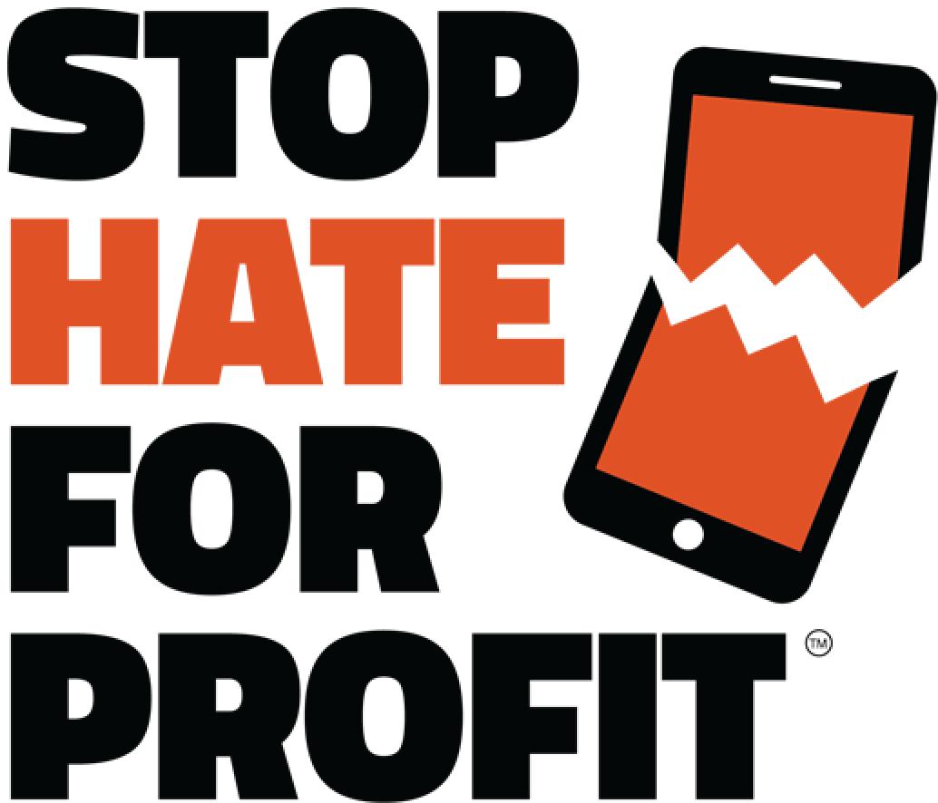 logo du mouvement Stop Hate for profit