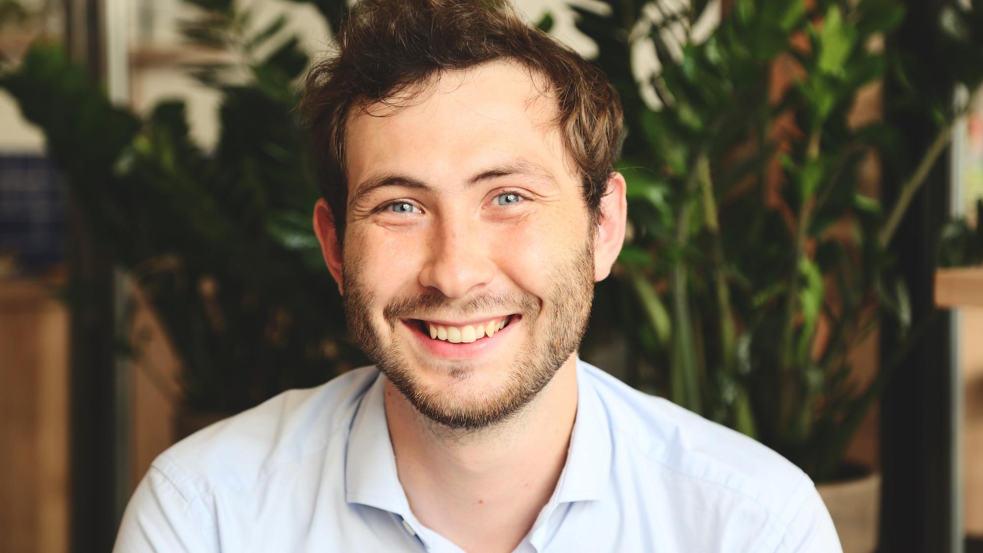 Léopold Arnaud, responsable du paid marketing et des influenceurs chez Cheerz